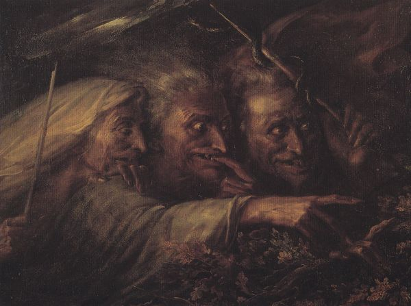 witches from macbeth