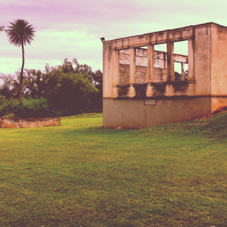Old Maui High School 2