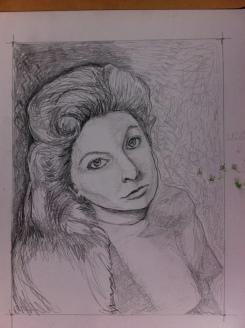 Remedios Varo portrait